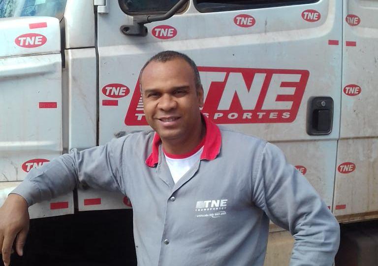 Luis de Moraes da Transportadora Nova Era