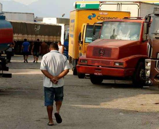 greve-caminhoneiro