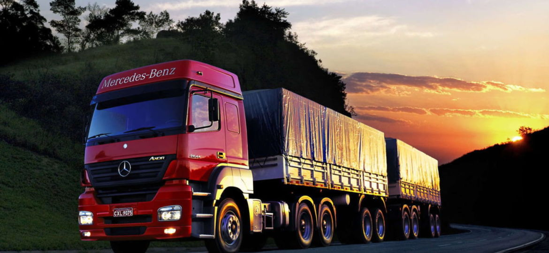 Caminhão - Matéria Principal