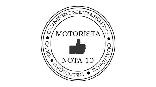 Imagem matéria principal - Motorista Nota 10